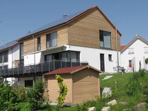 Fassadengestaltung Holz Und Putz : holz putzfassade holzbau heckenlaible ~ Michelbontemps.com Haus und Dekorationen